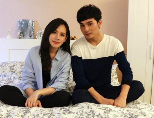 王詩安新歌拍MV 與 螢幕男友 SpeXial黃偉晉 再度合作情侶