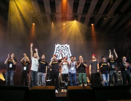 新專輯《練習對抗的過程》進京開唱 經典搖滾引歌迷動情大合唱