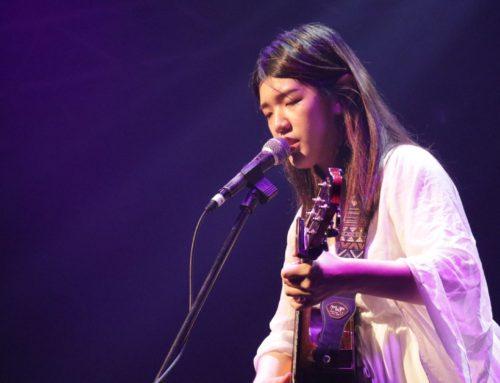 侑彤受邀演出大團誕生 讓愛音樂的她找到出口